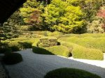 大池寺 蓬莱庭園
