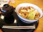 満天の湯 鶏ちゃん丼